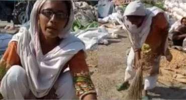 وزیراعلی پنجاب کی ہدایت پر مزدوری کرنے والی ایم اے پاس لڑکی کو نوکری ..