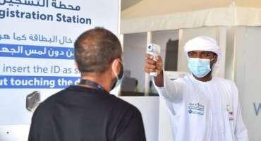 متحدہ عرب امارات میں کورونا مریضوں کی گنتی 50ہزار سے بڑھ گئی