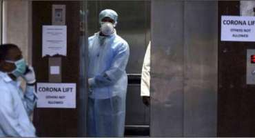 کورونا وائرس سے انتقال کرجانیوالی خاتون کے اہلخانہ کی غلط بیانی پورے ..