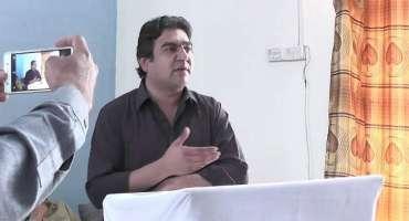 رکن پنجاب اسمبلی میاں نوید علی کورونا وائرس کا شکار ہو گئے