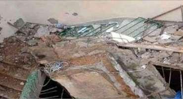 زہر جان کوٹ میں مدرسے کی چھت گرنے سے 5 بچے جاں بحق