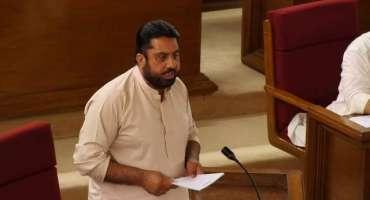 رکن بلوچستان اسمبلی میر یونس عزیز زہری نے دکانداروں کا ایک ماہ کا کرایہ ..