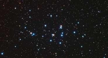 نواب شاہ میں سحری کے وقت آسمان پر پراسرار ستاروں کی حرکت