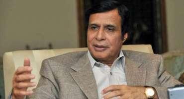 سپیکر چودھری پرویز الٰہی کی بجٹ اجلاس سے قبل نئے اسمبلی ہال میں میٹنگ، ..