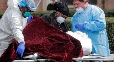 کورونا وبا نے تباہی مچا دی ایک ہی گھر میں موجود 15افراد جاں بحق،33نرسوں ..