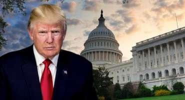 امریکی سینٹ میں صدر ٹرمپ کو ایران کیخلاف فوجی کارروائی سے روکنے کی ..