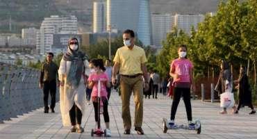 ایران میں کورونا سے ہلاکتوں میں اضافے کے بعد دوبارہ لاک ڈاؤن کا امکان