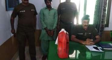 بھکر:  ڈی پی او بھکر کیپٹن (ر) محمد علی ضیاء کی ہدایات پربھکر پولیس کی ..