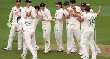 ساؤتھمپٹن ٹیسٹ، پہلے روز کے کھیل کا اختتام 126 رنز پر پاکستان کے 5 کھلاڑی ..