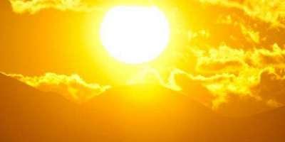 کراچی میں آج سے شدید گرمی کی نئی لہر کی پیش گوئی