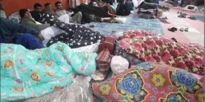 رائیونڈ سے 1200مشتبہ افراد کو کالاشاہ کاکو قرنطینہ سنٹر منتقل کرکے علاقے ..