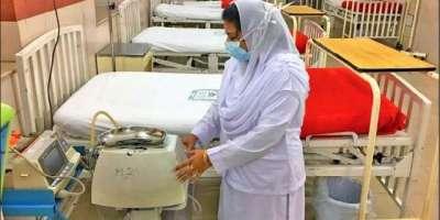 336 ملین امریکی ڈالرز کی لاگت سے ہیلتھ ایمرجنسی پلان کا نفاذ کردیا گیا
