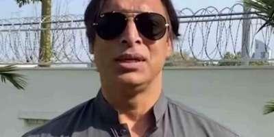 پشاور دھماکہ یاددہانی ہے کہ دشمن ہماری صفوں میں موجود ہے :شعیب اختر
