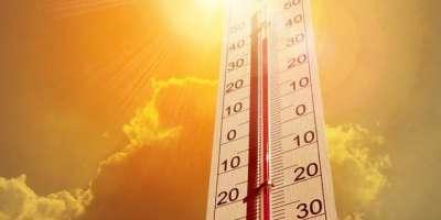 محکمہ موسمیات نے شہرقائد میں 15سے 17مئی کے درمیان گرمی کی شدت میں اضافے ..