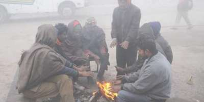 کراچی میں موسم سرما کی آمد آمد! صبح سرد ہوائیں ماحول ٹھنڈا کرنے لگیں