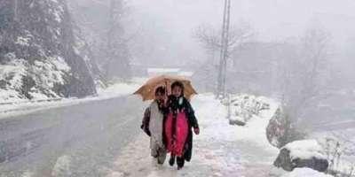 کراچی میں آج سے سردی کی نئی لہر داخل ہونے کا امکان