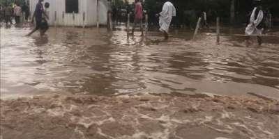 سوڈان میں شدید بارشیں 14ریاستوں میں سے 3لاکھ سے زائد افراد متاثر،امدادی ..