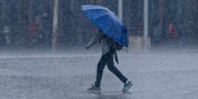 محکمہ موسمیات نے کراچی میں کل بارش کی پیشگوئی کردی