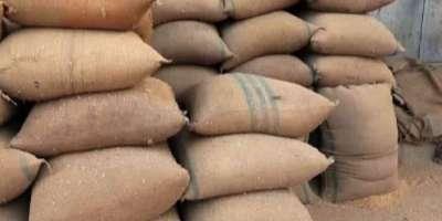 بہاولنگر، سپیشل برانچ کی نشاندہی پر گندم کی بڑی کھیپ پکڑی گئی ہزاروں ..
