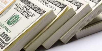 انٹر بینک اور مقامی اوپن کرنسی مارکیٹ میں ڈالر کے مقابلے پاکستانی روپیہ ..