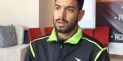 دورہ انگلینڈ کیلئے قومی ٹیم میں شامل واحد کرکٹر جس کا کرونا ٹیسٹ دوبارہ ..