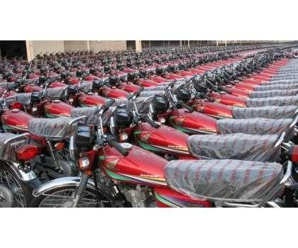 اٹلس ہونڈا ایک مرتبہ پھر موٹر سائیکلز کی قیمتوں میں اضافہ کردیا ، اطلاق ..