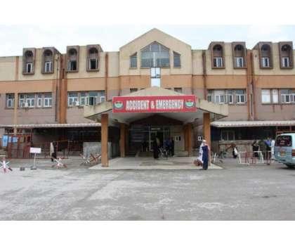 ایبٹ آباد کےایوب  ٹیچنگ ہسپتال میں اجلاس،صحت سہولت پروگرام  کا جائزہ ..