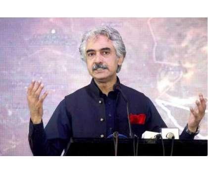 وزیر صنعت تجارت میاں اسلم اقبال کی زیر صدارت دبئی ایکسپو کے حوالے سے ..