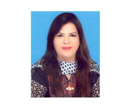 آزاد کشمیر میں بھی کٹھ پتلی حکومت بنانے کیلئے الیکشن ڈرامہ کھیلا گیا'سعدیہ ..