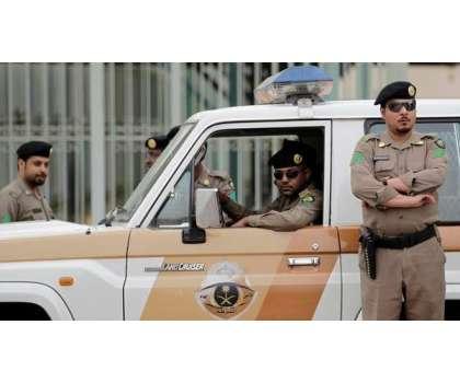 سعودی عرب؛ گھر میں ڈکیتی  سے 30 ہزار ریال لوٹنے والے 6 پاکستانی گرفتار