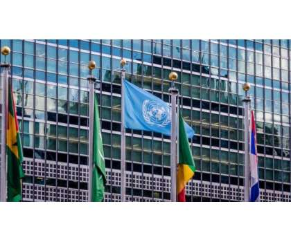 سلامتی کونسل کی افغانستان میں اقوام متحدہ کے امدادی مشن کے مینڈیٹ میں ..