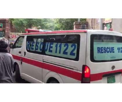 پنجاب بھرمیں 894 ٹریفک حادثات میں9افراد جاں بحق 960زخمی ہوئے