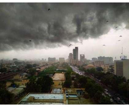 رواں سال کے دوران بارشوں کا اب تک کا سب سے تگڑا سلسلہ شروع ہونے والا ..