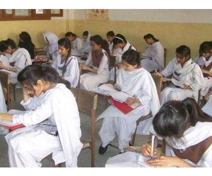 نویں، دسویں، گیارھویں اور بارھویں جماعت کے امتحانات کا اعلان 20 ستمبر ..