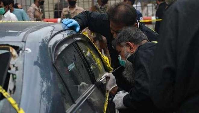 پاکستان سٹاک ایکسچینج حملہ کیس میں 3دہشت گردوں کی شناخت ہوگئی