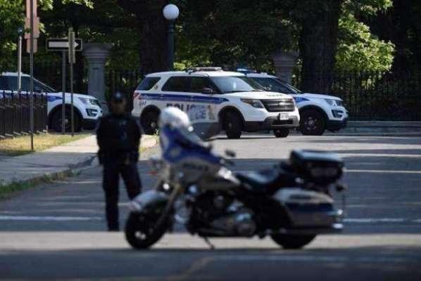 کینیڈین وزیراعظم کے گھر کے قریب سے مسلح شخص گرفتار