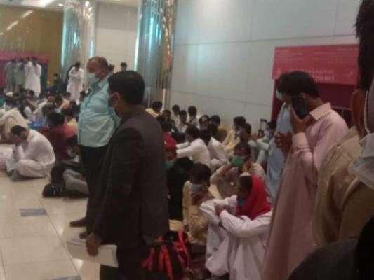 """""""دُبئی حکومت نے پاکستانی ویزہ ہولڈرز پر کوئی الگ سے پابندیاں نہیں .."""