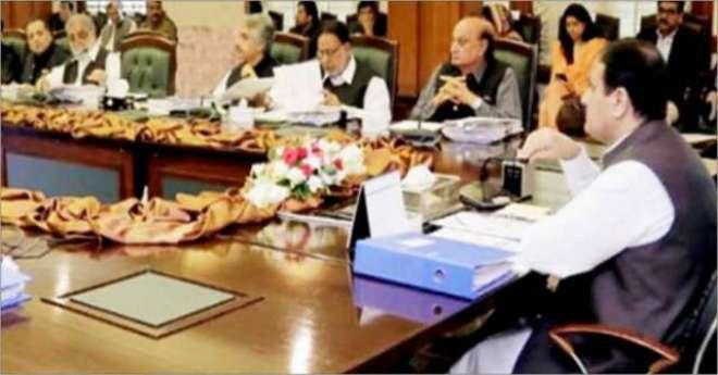 وزیراعلیٰ پنجاب عثمان بزدار نے کابینہ میں ردوبدل کردیا