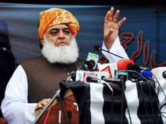 مولانا فضل الرحمن نے تحریک کے 70 فیصد مقاصد حاصل کرنے کا دعویٰ کردیا
