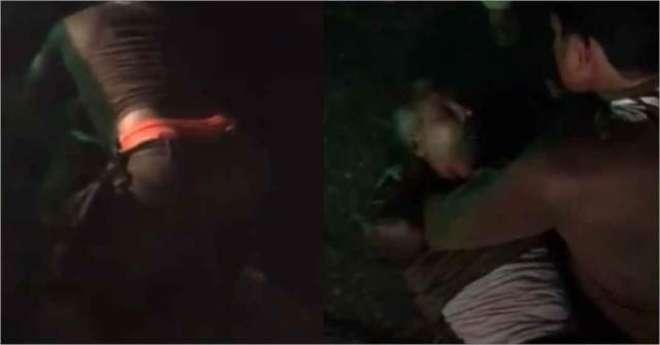 پنجاب پولیس کے اہلکاروں کا ایف آئی اے کی ٹیم پر حملہ