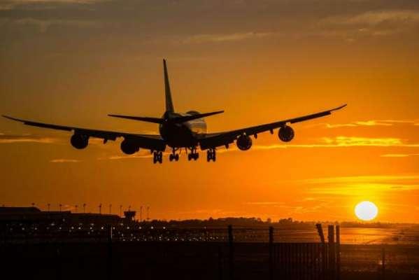 بین الاقوامی پروازوں اور چارٹر فلائٹ کیلئے نئے ایس او پیز جاری