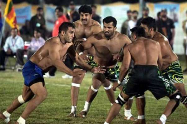پاکستان میں کبڈی ورلڈ کپ کا انعقاد چوہدری شافع حسین کی کاوشیں قابل ..