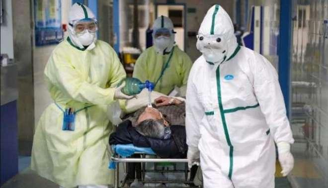 چین میں کورونا وائرس کی وباء سے اموات 2000 سے تجاوز کر گئی