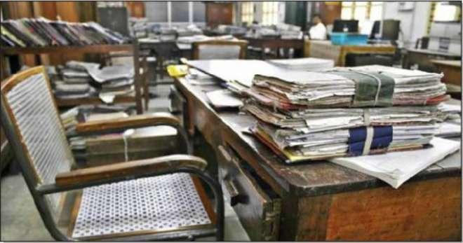 پنجاب میں ،تمام سرکاری اور نجی دفاتر میں عملہ 50 فیصد تک محدود کرنے کا ..