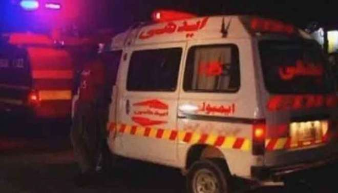 اسلام آباد میں نامعلوم افراد نے فائرنگ کرکے ریٹائرڈ کرنل کو قتل کر ..