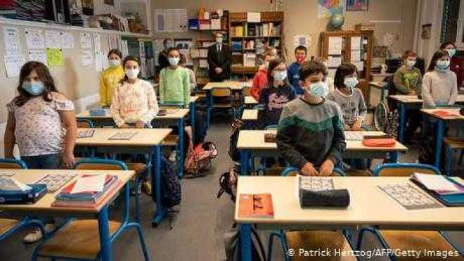 فرانسیسی ٹیچر کے سر قلم کرنے کے الزام میں مزید چار طلبہ گرفتار
