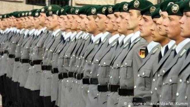 جرمن فوج میں ہم جنس پسندوں کو تفریق پر زرتلافی