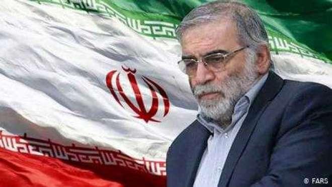 ایران کے اہم جوہری سائنس دان قاتلانہ حملے میں ہلاک