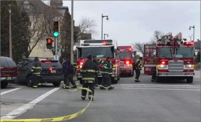 امریکہ میں ایک ملٹی نیشنل کمپنی کے کیمپس پر فائرنگ سے 7 افراد ہلاک