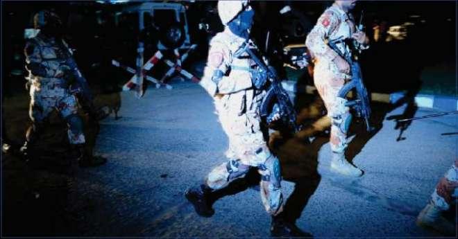 سیکیورٹی فورسز کی کارروائی، دہشتگردی کا بڑا منصوبہ ناکام بنا دیا